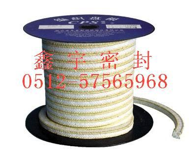 芳纶纤维浸渍聚四氟乙烯盘根