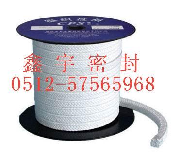 高强聚合纤维浸渍聚四氟乙烯盘根